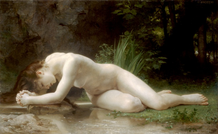 Order Painting Copy : Biblis by William Adolphe Bouguereau | Most-Famous-Paintings.com