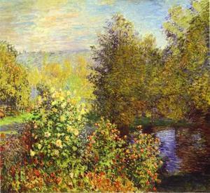 67 The Women In The Garden · Claude Monet