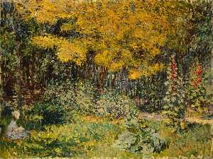 Claude Monet - The Garden. (Le Jardin)