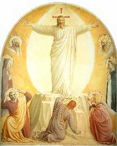 Fra Angelico - Transfiguration of Christ