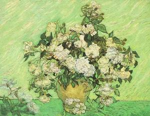 Vincent Van Gogh - Still Life Vase with Roses