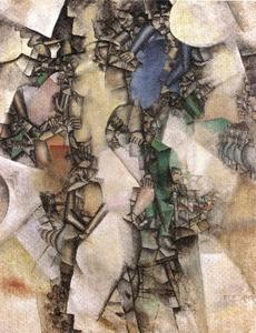 Fernand Leger - The wedding