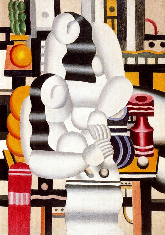 famous painting The Lunch of Fernand Leger