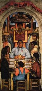 Diego Rivera - Our Bread