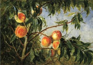 Thomas Worthington Whittredge - Peaches