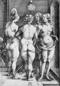 Albrecht Durer - The Four Witches