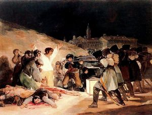 Francisco De Goya - 3rd May 1808 in Madrid