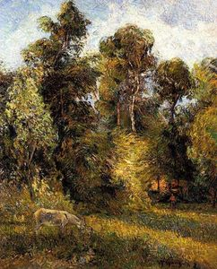 Paul Gauguin - Forest Edge