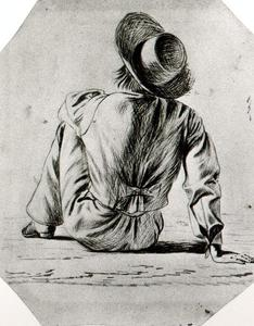 George Caleb Bingham - Study of a Figure 57