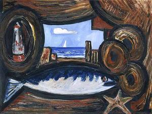 Marsden Hartley - Sea View, New England