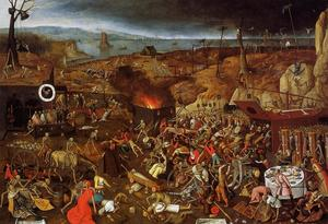 Pieter Bruegel The Younger - The Triumph of Death