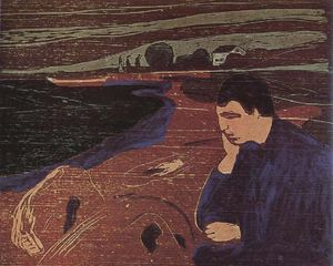 Edvard Munch - Envy