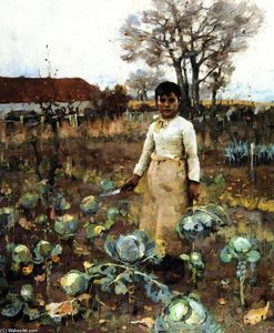 James Guthrie - A Hind's Daughter