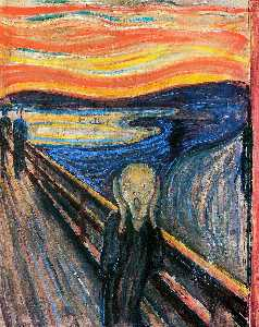 The top 100 most popular paintings of all time