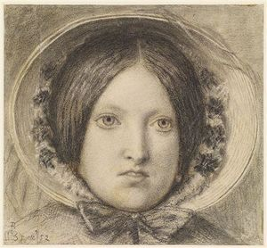 Ford Madox Brown - Emma Hill