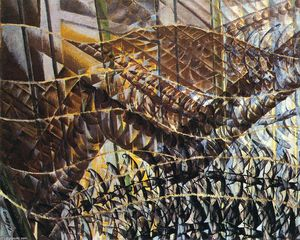Giacomo Balla - Swifts: Paths of Movement + Dynamic Sequences