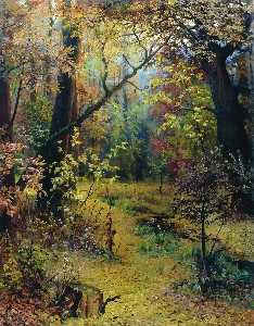 Grigoriy Myasoyedov - Autumn Morning