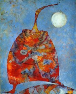 Max Ernst - My Friend Pierrot