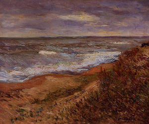 Maxime Emile Louis Maufra - By the Sea
