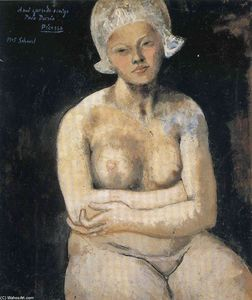 Pablo Picasso - Dutch girl