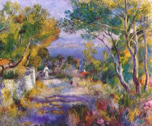 Pierre-Auguste Renoir - The estaque
