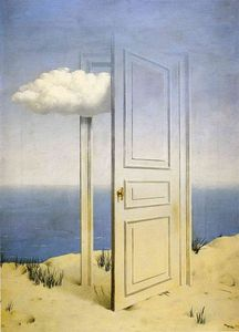 Rene Magritte - The victory