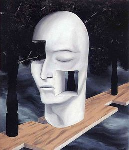 Rene Magritte - The face of genius