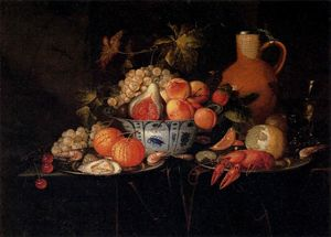 Jan Pauwel The Younger Gillemans - Still-Life
