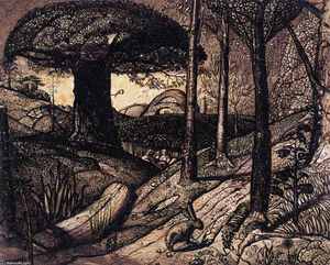 Samuel Palmer - Early Morning