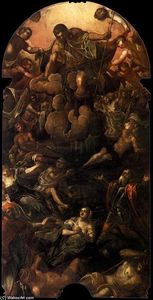 Tintoretto (Jacopo Comin) - The Apparition of St Roch