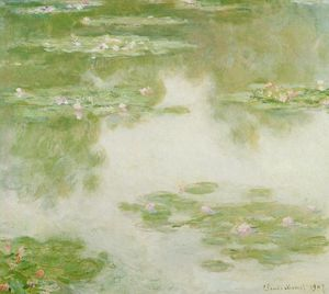 Claude Monet - Water-Lilies (24)