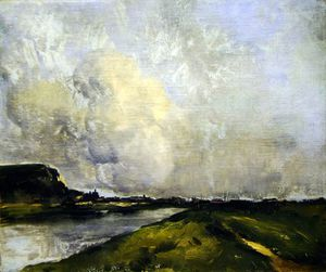 Antoine Vollon - River Bank
