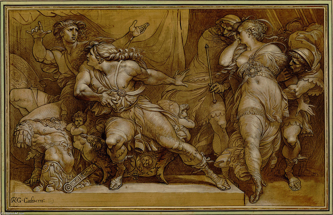 achilles and agamemnon Discuss about the conflict between agamemnon and achilles from homer's the iliad it is well known to us that, homer is considered as one of the greatest greek literary creators, who is mostly familiar for the iliad.