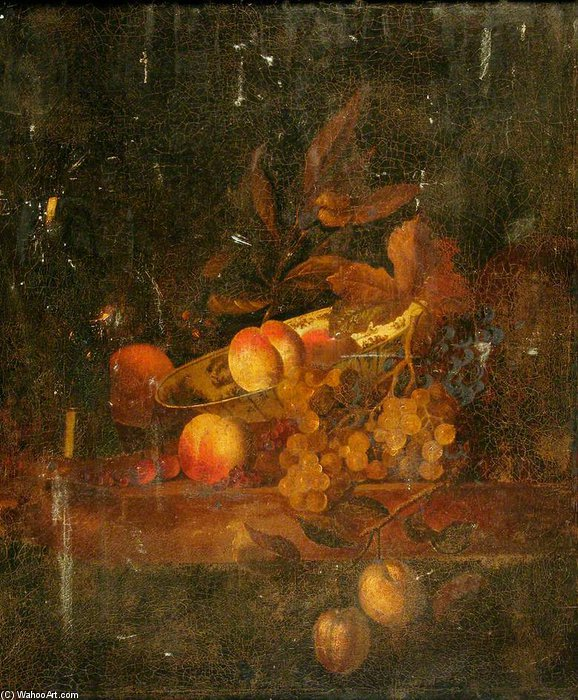 famous painting Still Life of Jan Van Os