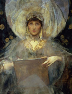 James Jebusa Shannon - Lady Violet, The Duchess Of Rutland