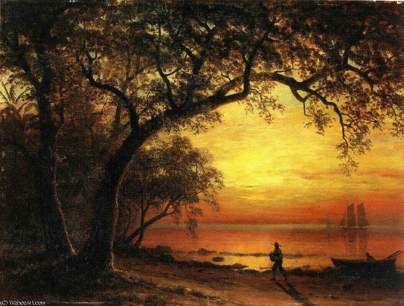 an introduction to the life of albert bierstadt