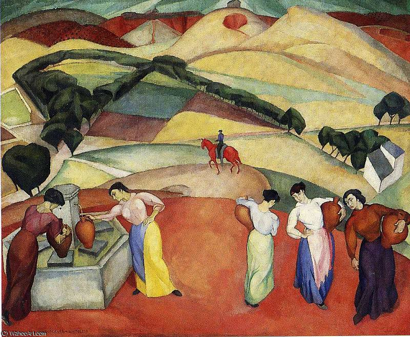 a biography of diego rivera a mexican artist