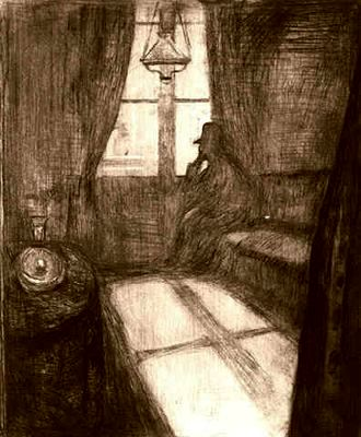 Order Museum Quality Copies | untitled (8145) by Edvard Munch | Most-Famous-Paintings.com