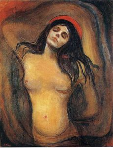 Edvard Munch - untitled (5816)