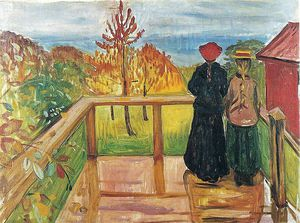 Edvard Munch - untitled (8291)