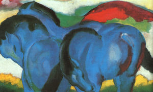 Franz Marc - untitled (9586)
