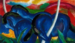 Franz Marc - untitled (9194)