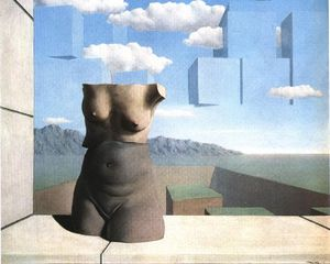 Rene Magritte - March of Summer