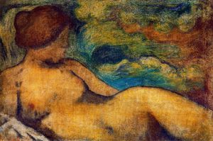 Aristide Maillol - Untitled (455)