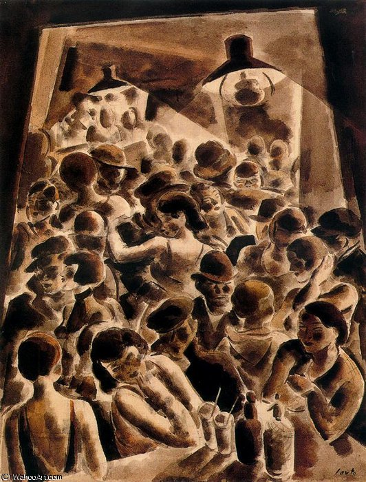 | Untitled (169) by Arturo Souto | Most-Famous-Paintings.com