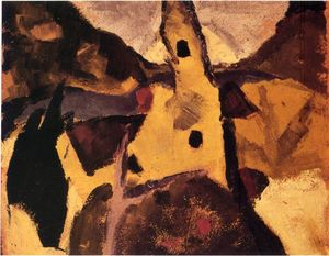 Arthur Garfield Dove - Untitled (874)