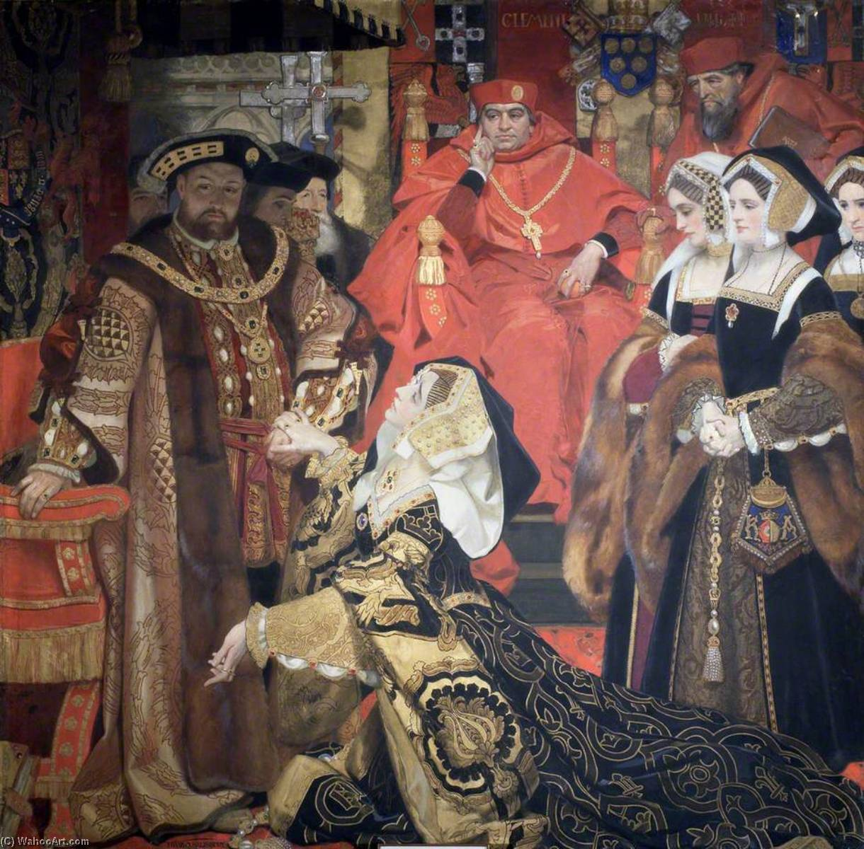 account of the life of henry viii king of england