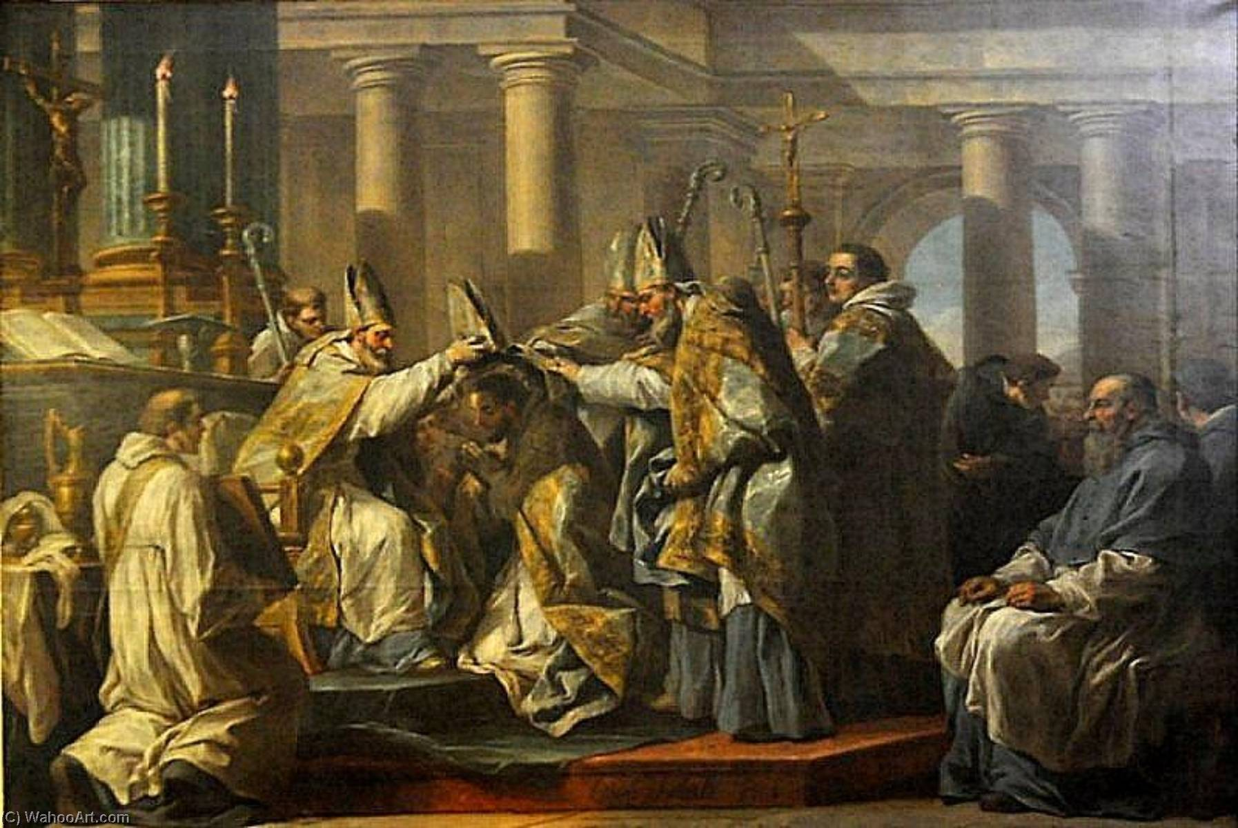 """life of st augustine psychophilosophical foundations [more commonly """"st augustine of hippo and psychology in particular, philosophy for augustine was decades of his life by the time augustine."""