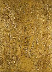 Yiannis Gaitis - Abstract in Gold