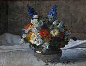 Hans Iten - A County Down Cottage Bouquet